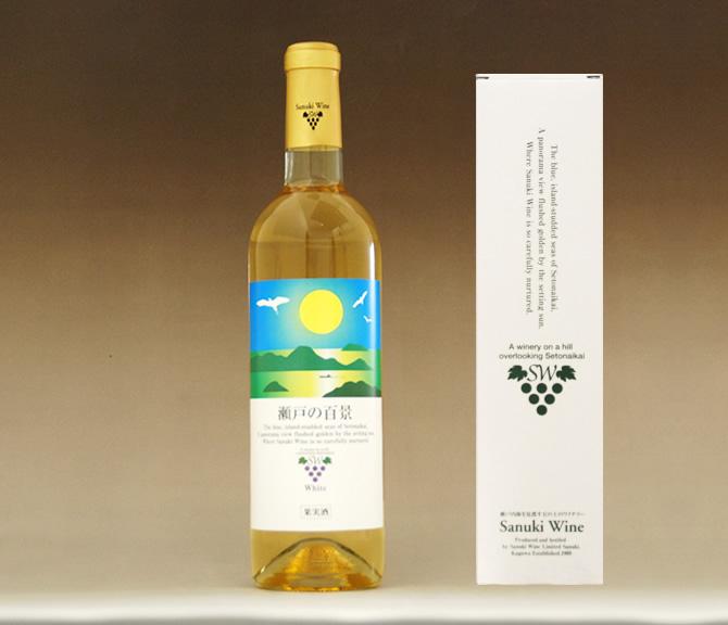 画像2: 瀬戸の百景720ml 白ワイン