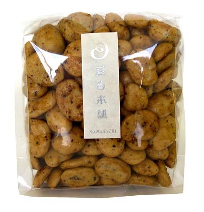 画像1: ガーリック黒胡椒豆