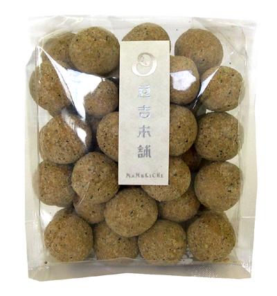 画像1: 黒胡麻きな粉豆
