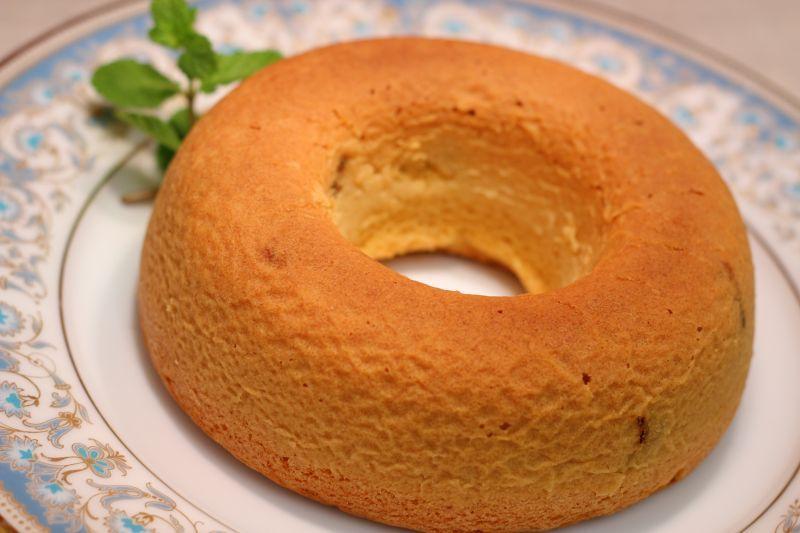 画像2: さぬきの和(和三盆としょうゆ豆のリングケーキ)